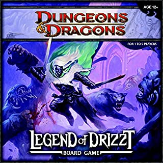 Legend of Drizzt Boardgame 355940000 (0786958731) | Amazon price tracker / tracking, Amazon price history charts, Amazon price watches, Amazon price drop alerts