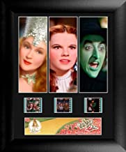 Trend Setters Wizard of Oz – 80th Anniversary – Dorothy – Three Clip FilmCells Wall Art – Collector's Item – for Gifting and Collecting Ltd.