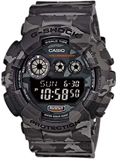 Casio Men's XL Series G-Shock Quartz 200M WR Shock...