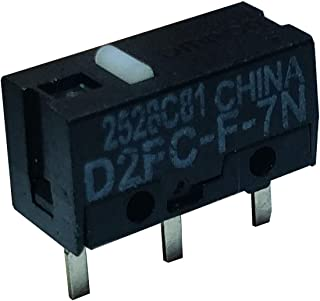 Qty 6 OMRON D2FC-F-7N Micro Switch Microswitch Switches for Razer Apple MS Mouse