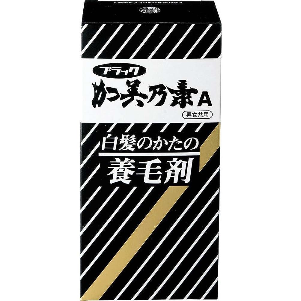 名前でフルーツ効果ブラック加美乃素A グリーンフローラルの香り 143mL 【医薬部外品】