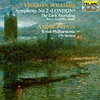 Vaughan Williams: Symphony No. 2 / The Lark Ascending (2002-08-27)