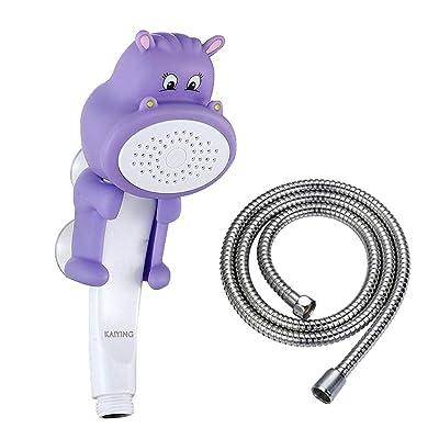 KAIYING Children's Handheld Shower Head,Cartoon...