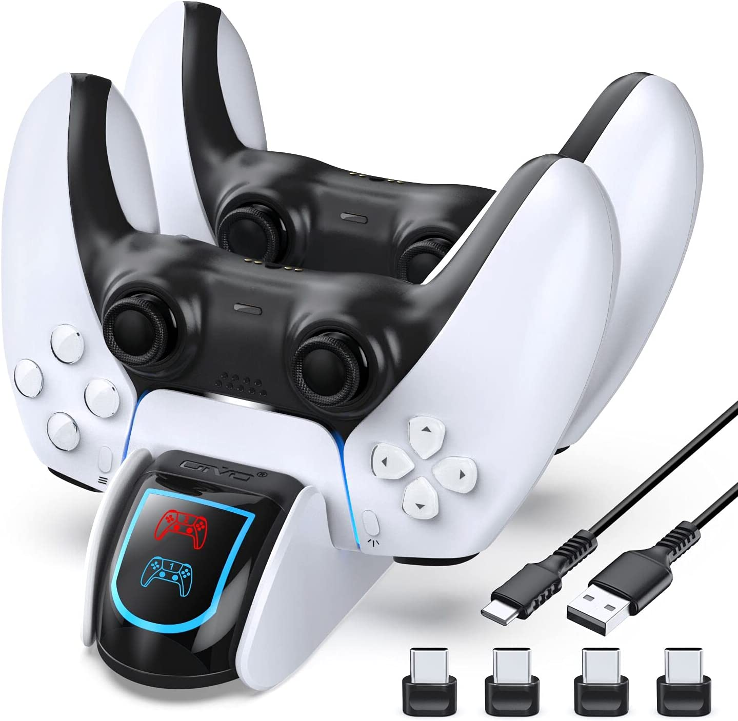 PS5 Charging Station OIVO Max 74% OFF Selling Dock Controller Charger R
