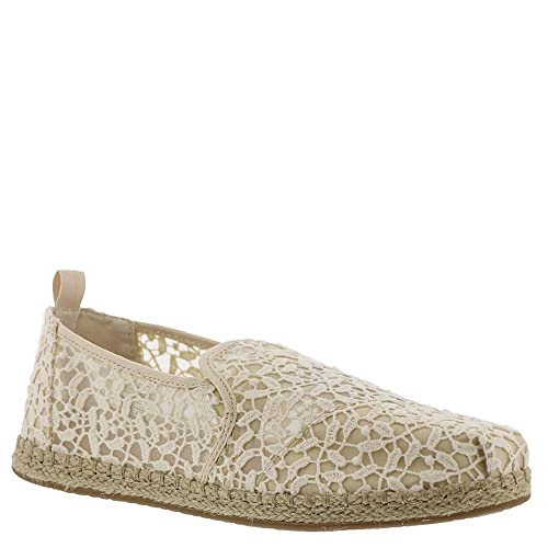 TOMS Womens Deconstructed Alpargata Casual Shoe