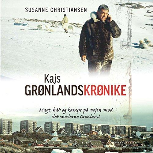 Kajs Grønlandskrønike cover art