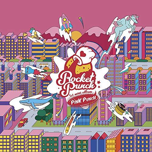 Rocket Punch - 1st Mini Album [Pink Punch]