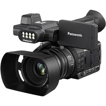 Panasonic HC-PV100GW Professional Camcorder (Black)