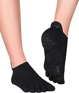 Calcetines de Dedos para Correr con Antideslizante y Arco de Soporte Knitido MTS Explorer con acci/ón antimicrobiana