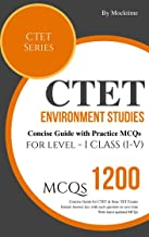 CTET Environment Science Concise Guide with MCQs for Level- 1 & 2: also useful for State TET exams