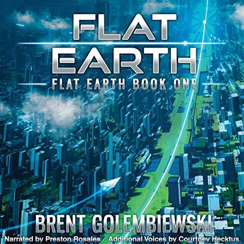 Flat Earth cover art