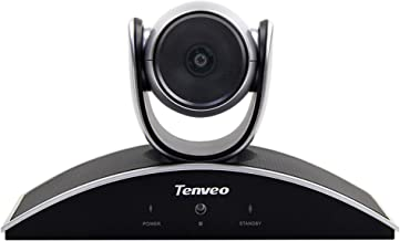 Tenveo 1080p HD Video Conference Camera Pan Tilt Wide Angle IR Remote Control