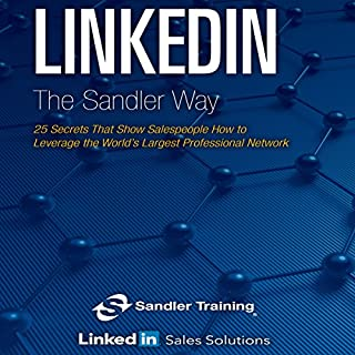 LinkedIn the Sander Way cover art