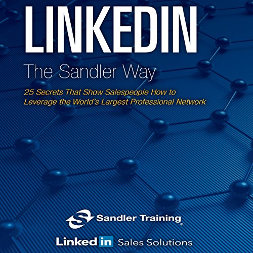 LinkedIn the Sander Way audiobook cover art