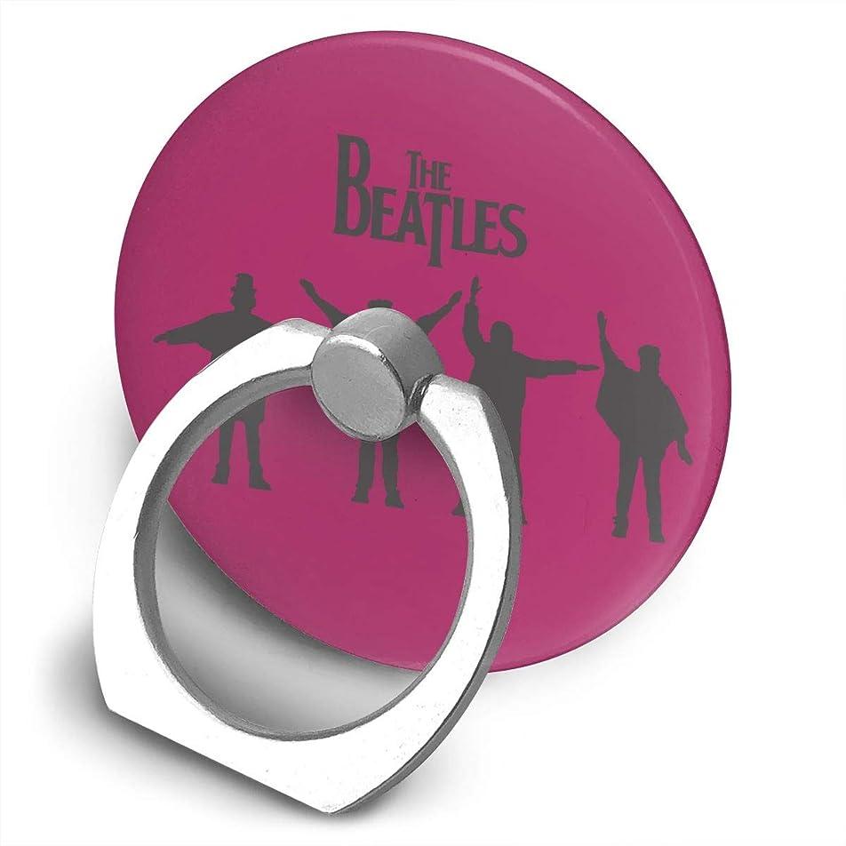 夫遺伝子インタビュービートルズ 360度回転 携帯リング スタンド スマホスタンド ホルダー 薄型 指輪 リング 携帯アクセサリースタンド機能 落下防止