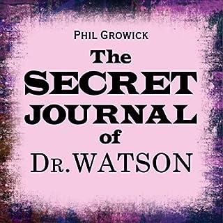 The Secret Journal of Dr Watson cover art