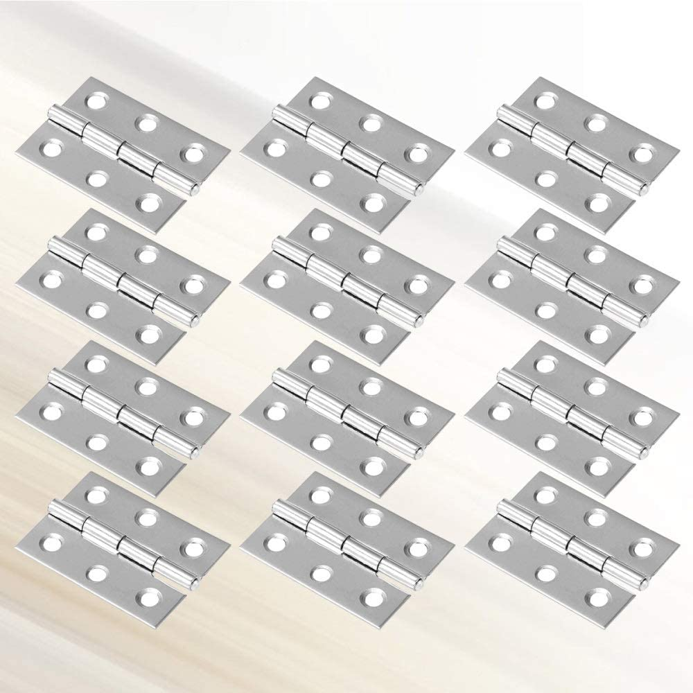 xintian 30PCS Portable Durable 40% OFF Cheap Sale Useful Steel Inch Stainless Online limited product Hin 2