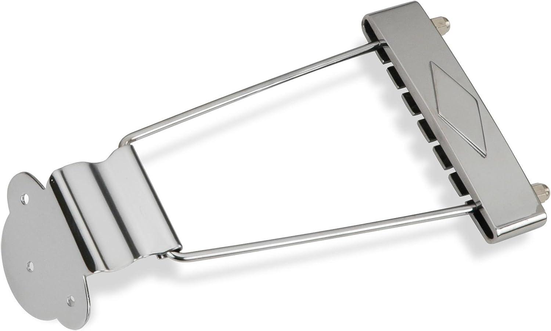 Golden Age 限定タイムセール Thin Body Tailpiece Trapeze ついに入荷 Chrome