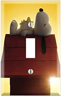 Best snoopy light switch cover Reviews