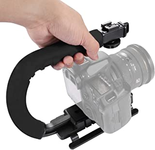 JINYANG Stabilizer C-Shape Mount Holder Handle for DSLR//Camcorder DV JINYANG