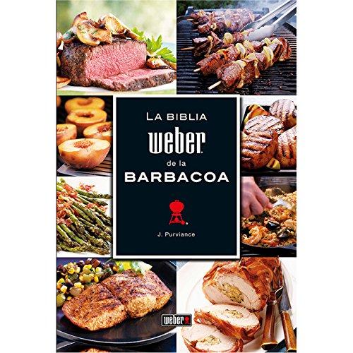 Weber La Biblia de la Barbacoa, de Tapa Dura, 320 Páginas,