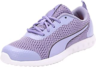 Puma Women's Cruxston Wn S Idp Sweet Lavender-Indigo Running Shoes