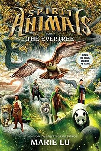 The Evertree - Book #7 of the Spirit Animals