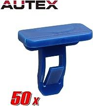 PartsSquare 50pcs Car Retainer Clips Auto Body Retainer Fender Liner Fastener Rivet Push Retainer Clamps Replacement for Lexus/Toyota