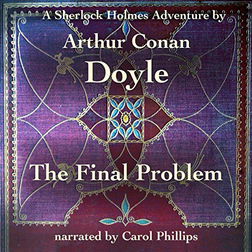 The Final Problem audiobook cover art