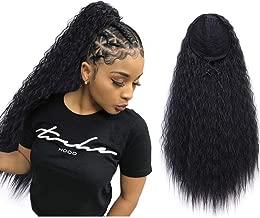 Best long drawstring ponytail Reviews