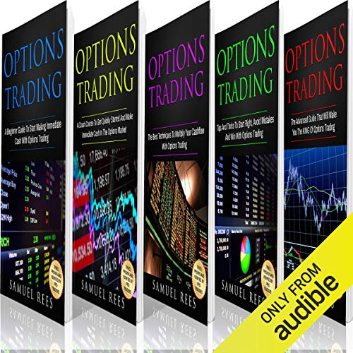 Options Trading: The Bible: 5 Books in 1 Titelbild