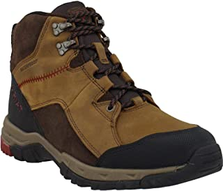 حذاء برقبة طويلة للرجال من Ariat مطبوع عليه Skyline Mid II H2O