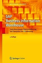 SAP Business Information Warehouse: Mehrdimensionale Datenmodellierung und Enterprise Data Warehousing