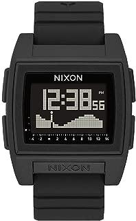 NIXON Base Tide Pro 24mm PU/Rubber/Silicone Band 30mm Face