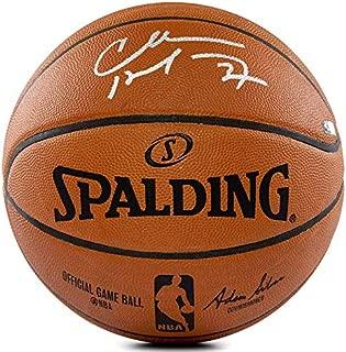 CHARLES BARKLEY Autographed Authentic Spalding Basketball PANINI