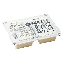 [冷蔵] Oisix 【きぬ】 とろーり絹 豆腐 4個パック