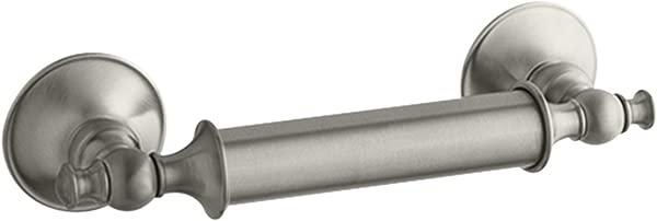 Kohler K 11870 BN Traditional 9 Grab Bar Vibrant Brushed Nickel