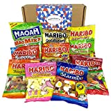 The Ultimate Haribo Share Bags Sweets Hamper - Hamper Exclusive to Burmont's -