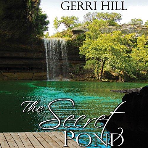 The Secret Pond audiobook cover art