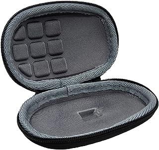 Mobestech EVA Saco De Armazenamento Saco de Viagem Do Mouse Mouse Fio Compatível para MX Em Qualquer Lugar 2S M185 M325