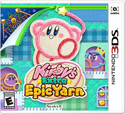 Kirby's Extra Epic Yarn for Nintendo 3DS [USA]