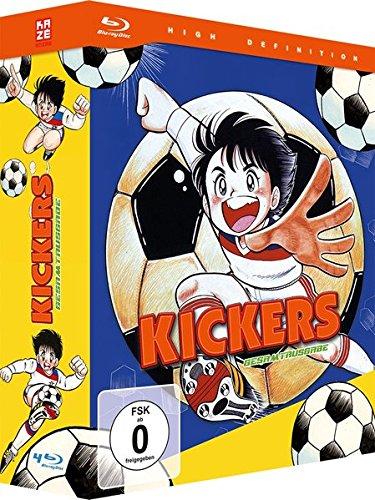 Kickers - Gesamtausgabe + OVA - [ Blu-ray]