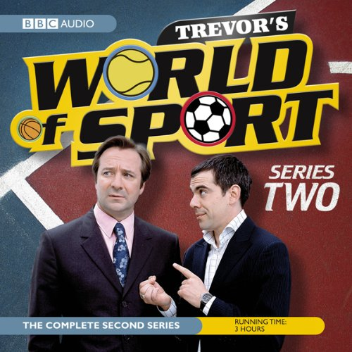 Trevor's World of Sport Titelbild