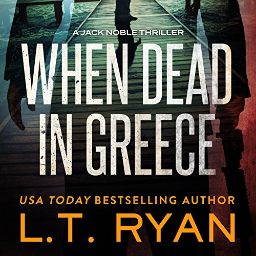 When Dead in Greece audiobook cover art