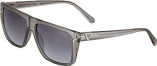GUESS - Gafas de sol para hombre, color beige, talla 60