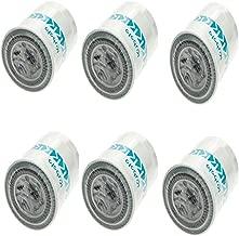 6 Pack Genuine OEM Kubota Oil Filters HH160-32093