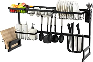 Best dish drainer for raised sink Reviews