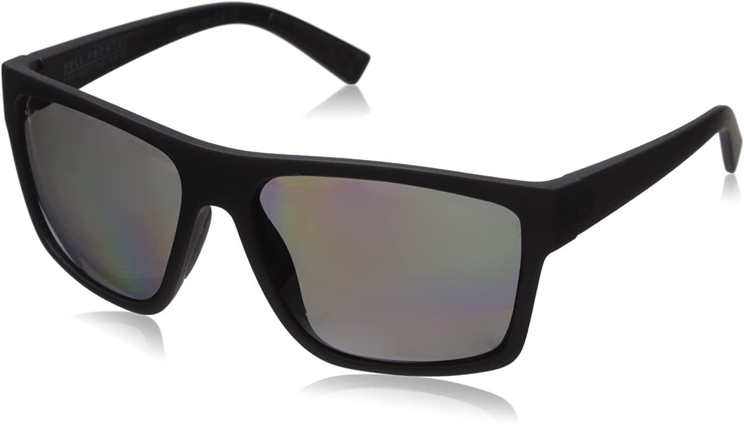 VonZipper Dipstick Polar Polarized Rectangular Sunglasses
