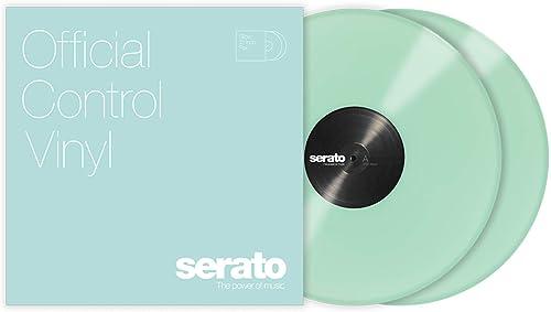 Serato SCV-PF-GID-2 Contrôle Vinyle Glow in the dark
