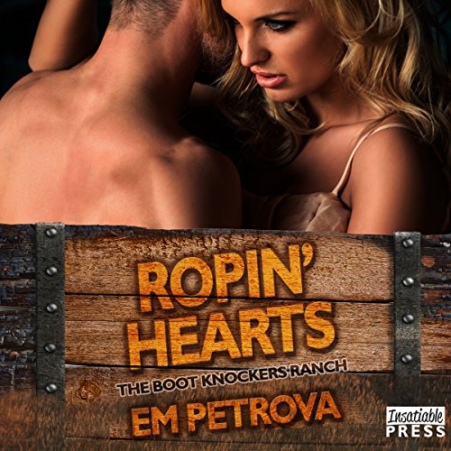 Ropin' Hearts audiobook cover art